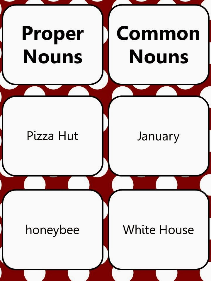 https://www.teacherspayteachers.com/Product/Common-and-Proper-Nouns-Pack-1087289