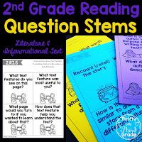 https://www.teacherspayteachers.com/Product/2nd-Grade-Reading-Question-Stems-3703101
