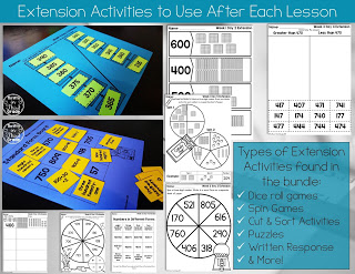 Center activities for guided math