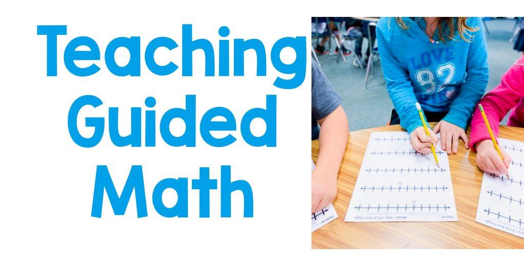 Learn How I Teach Guided Math
