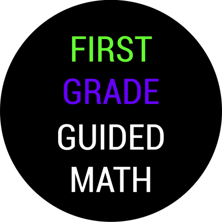 1st Grade Guided Math
