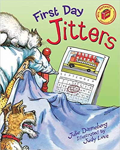 Back to School Read Alouds for Lower Elementary: First Day Jitters