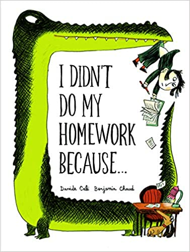 Back to School Read Aloud for Upper Elementary: I Didn't Do My Homework Because