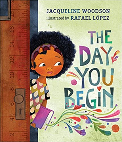 Back to School Read Aloud for Upper Elementary: The Day You Begin