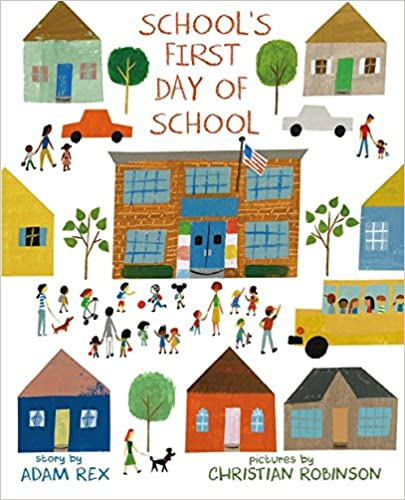Back to School Read Aloud for Upper Elementary: School's First Day of School