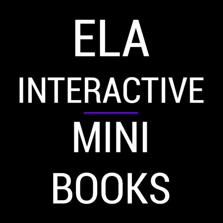 ELA Interactive Mini Books