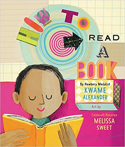 Back to School Read Aloud for Upper Elementary: How to Read a Book