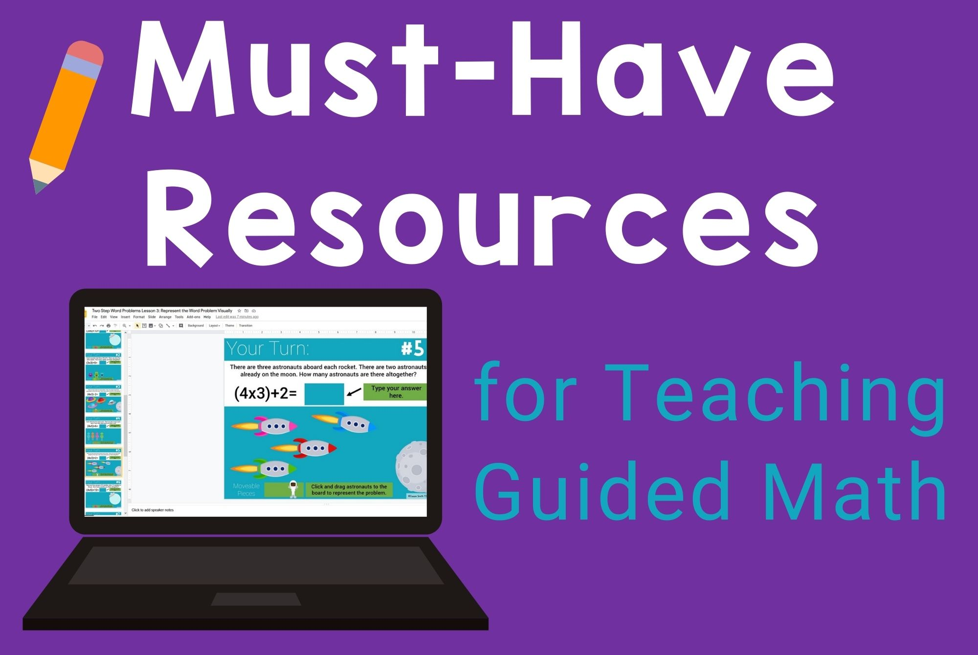 Must Have Resources for Teaching Guided Math